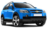 Car rental Chevrolet