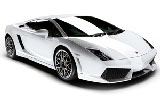 Car rental Lamborghini
