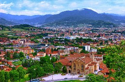 Car rental in Bergamo, Italy