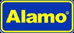 Alamo car rental at Alghero Airport, Sardinia