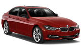 BMW 3 Series from Sixt, Malpensa, Italy