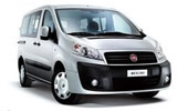 Fiat Scudo 8 Seater car rental at Bari, Italy
