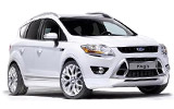 Ford Kuga car rental at Bari, Italy