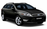 Ford Mondeo car rental at Bari, Italy