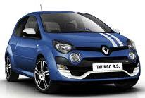 Renault Twingo from Sixt, Malpensa, Italy