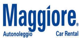Maggiore car rental at Alghero Airport, Sardinia