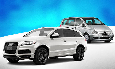 Book in advance to save up to 40% on 8 seater car rental in Pero - City Centre