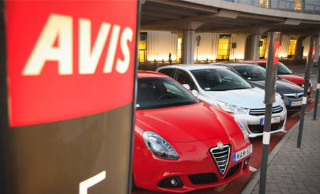 Book in advance to save up to 40% on AVIS car rental in Sardinia - City Centre - Baia Sardinia