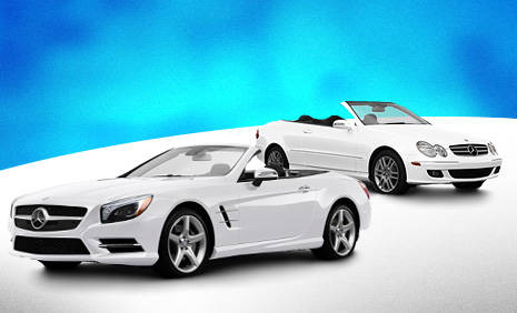 Book in advance to save up to 40% on Cabriolet car rental in Carpi