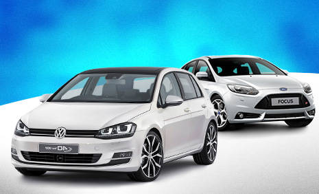 Book in advance to save up to 40% on Compact car rental in Salerno - City Centre