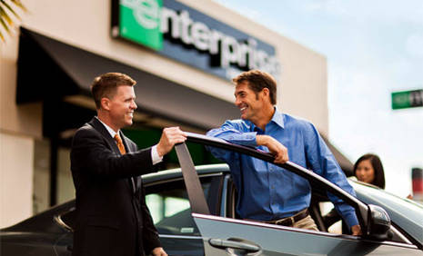 Book in advance to save up to 40% on Enterprise car rental in Sora