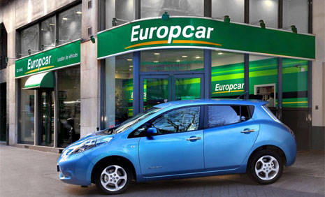 Book in advance to save up to 40% on Europcar car rental in Palau - City Centre