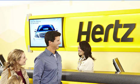Book in advance to save up to 40% on Hertz car rental in Vietri di Potenza