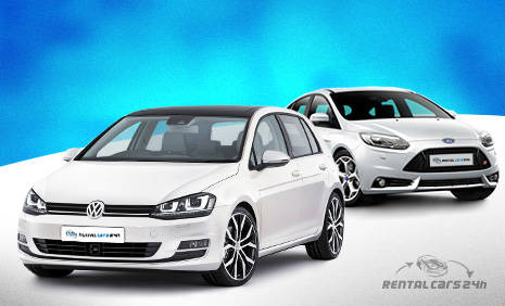 Book in advance to save up to 40% on Ford car rental in Naples - City Centre - Fuorigrotta