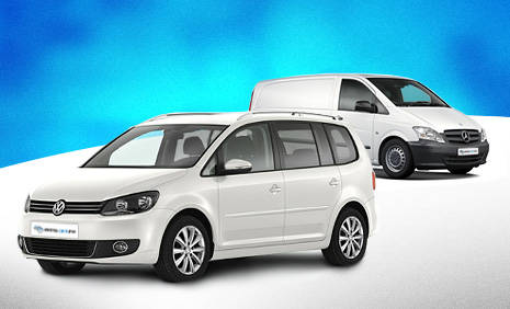 Book in advance to save up to 40% on VAN Minivan car rental in Castelfranco Veneto - City Centre