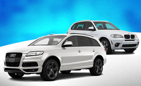 Book in advance to save up to 40% on SUV car rental in Luserna San Giovanni