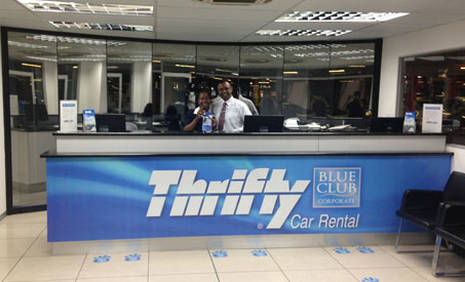 Book in advance to save up to 40% on Thrifty car rental in Brembate di Sopra