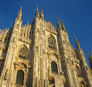 Milano car rental, Italy